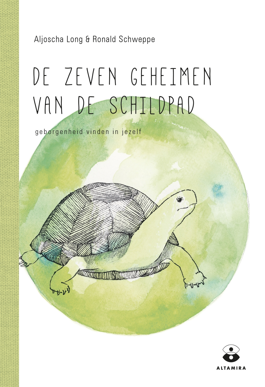 Cover De zeven geheimen van de schildpad