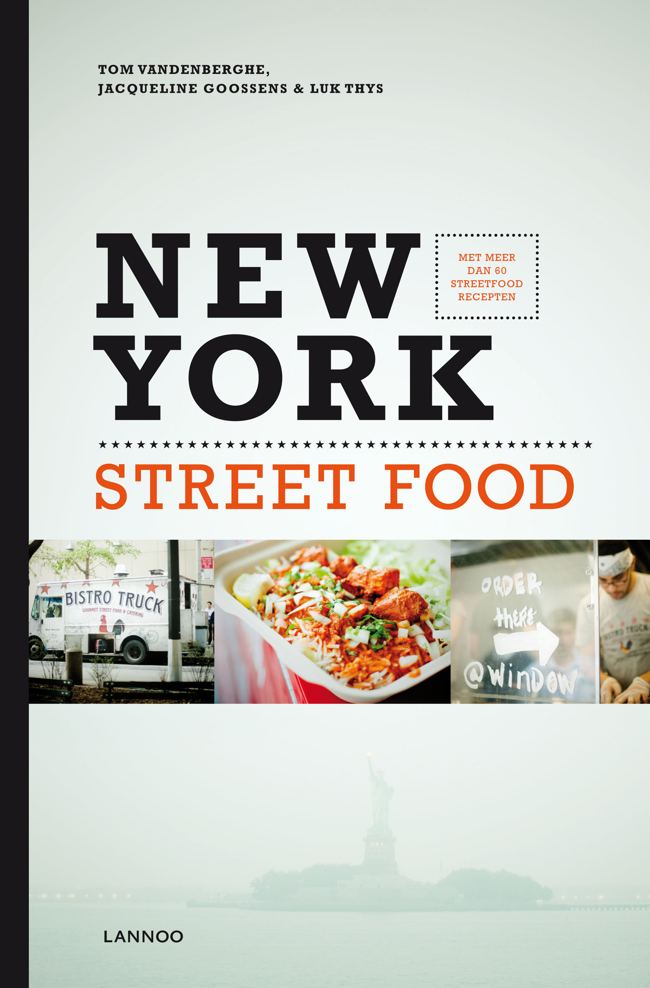 Cover New York street food