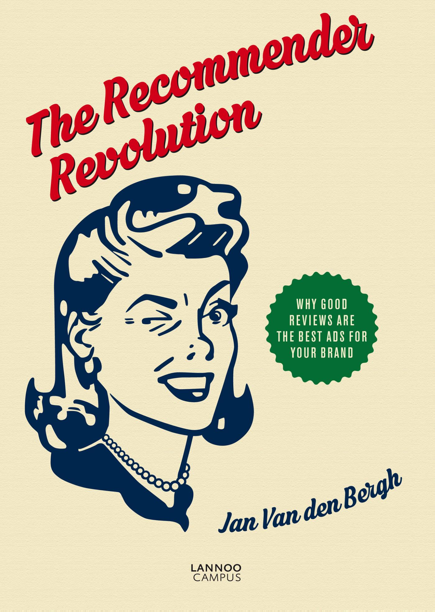 Cover The recommender revolution