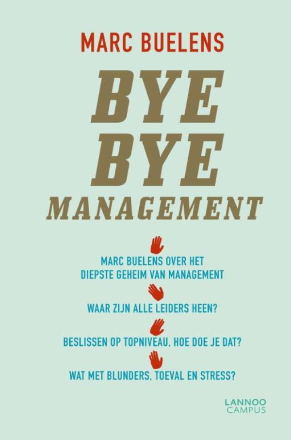 Cover Bye bye management