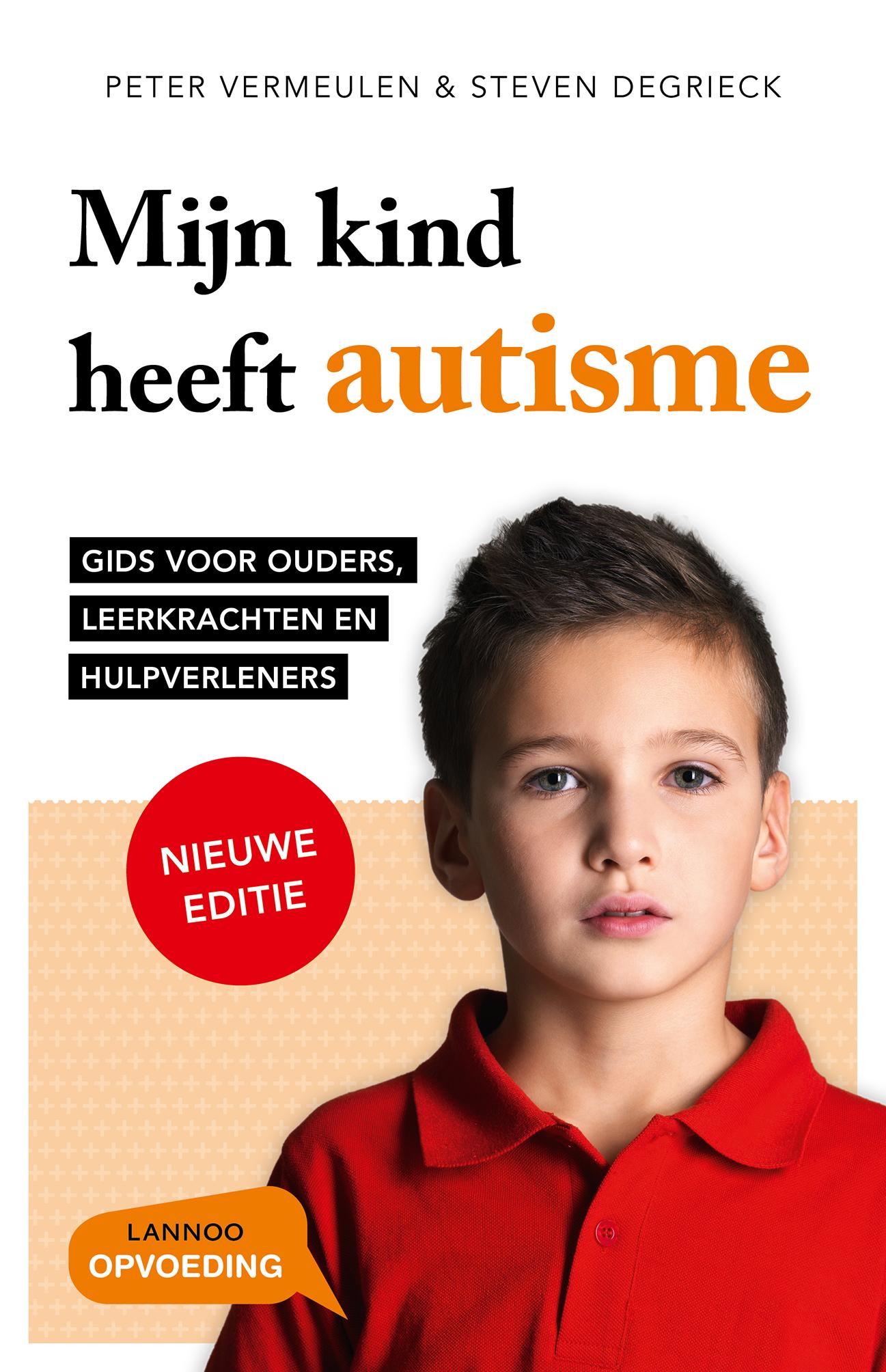 Cover Mijn kind heeft autisme