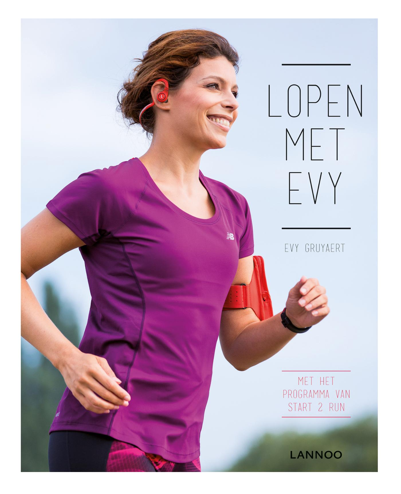 Cover Lopen met Evy