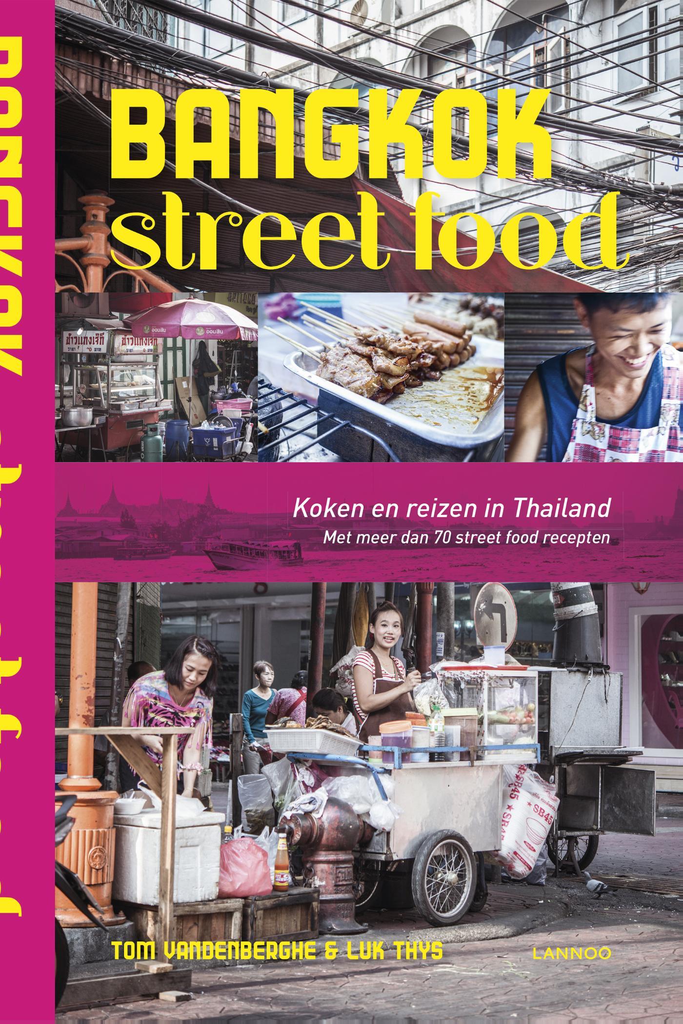Cover Bangkok Street Food