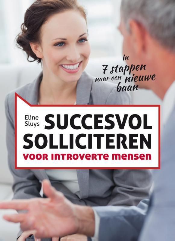 Cover Succesvol solliciteren voor introverte mensen