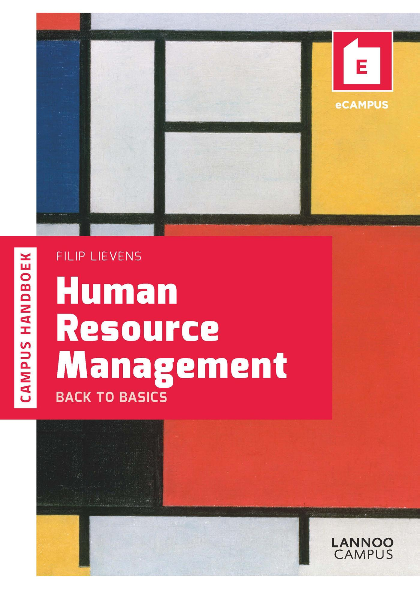 Cover Human resource management