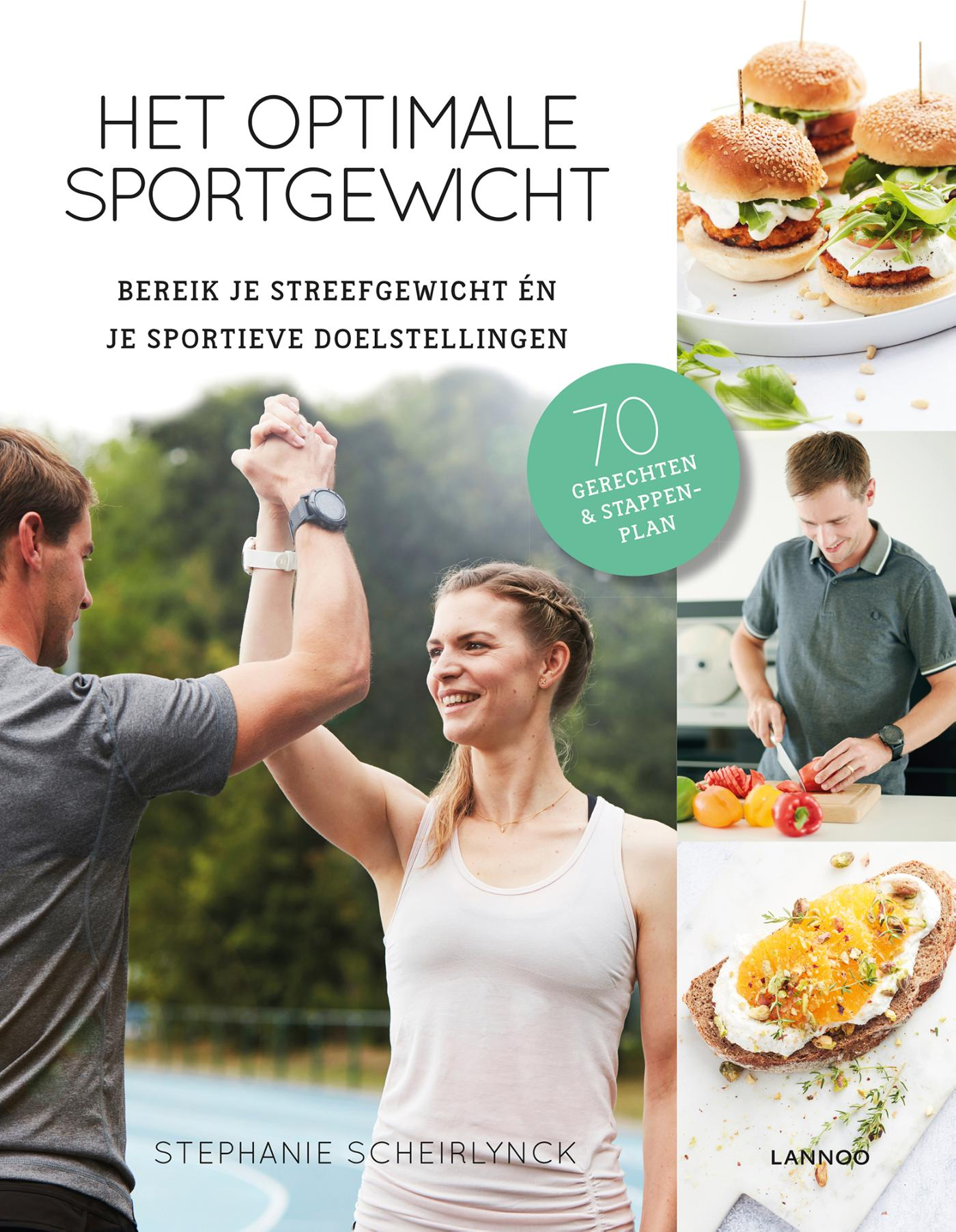 Cover Het optimale sportgewicht