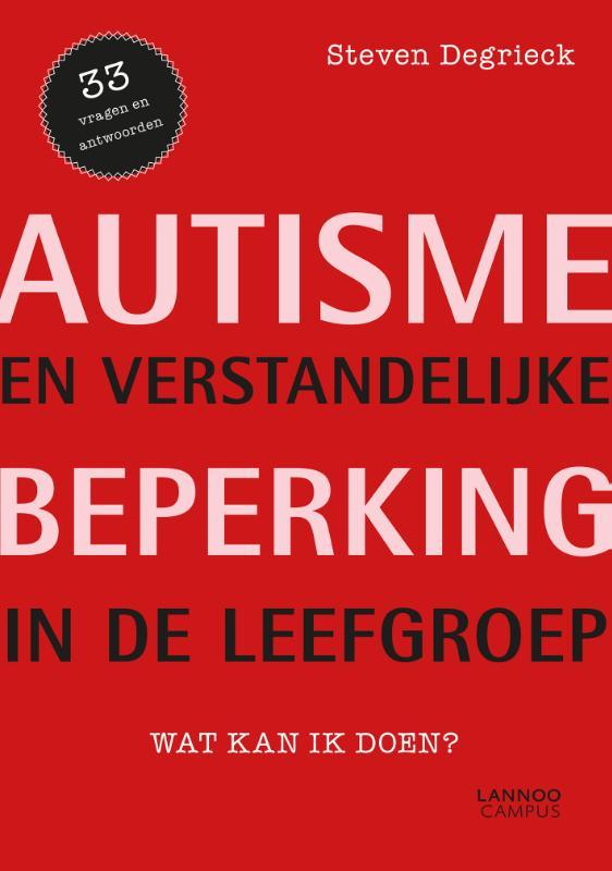 Cover Autisme en verstandelijke handicap in de leefgroep