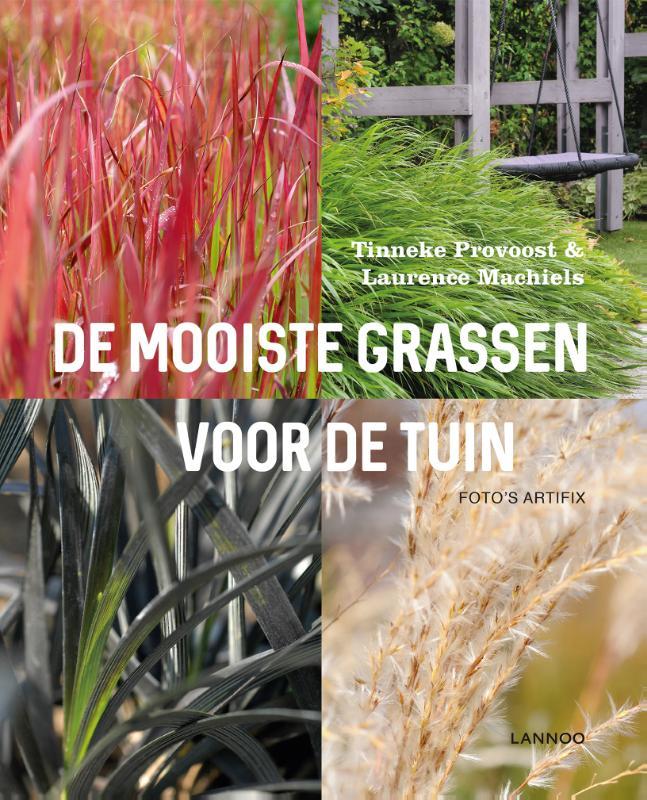 Cover De mooiste grassen voor de tuin