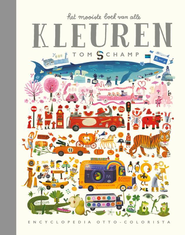 Cover Het mooiste boek van alle kleuren