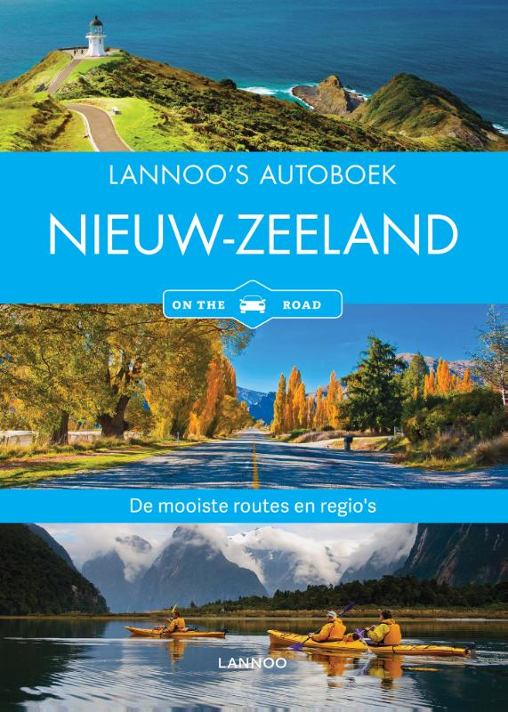 Cover Nieuw-Zeeland on the road