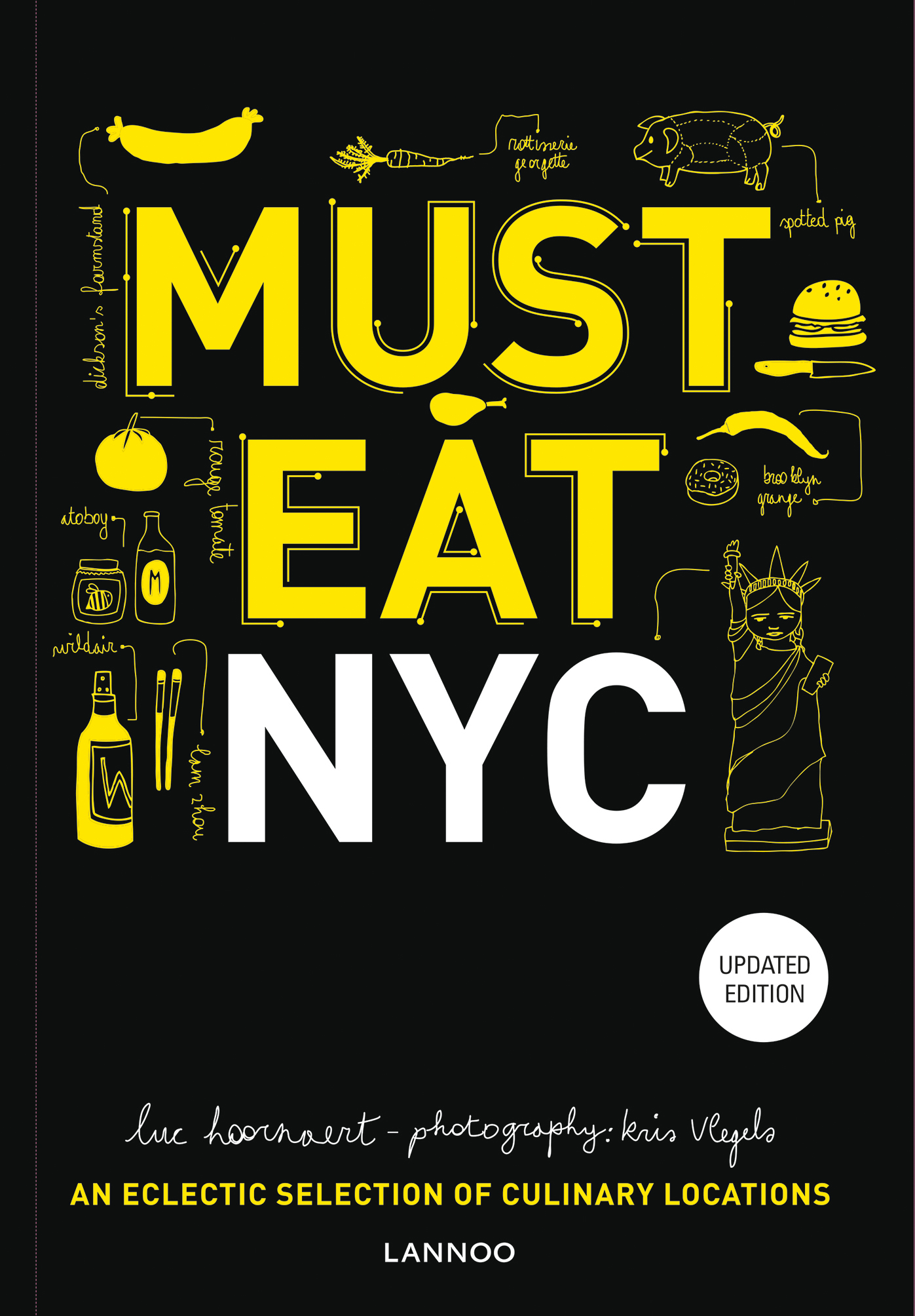 Cover Must Eat NYC