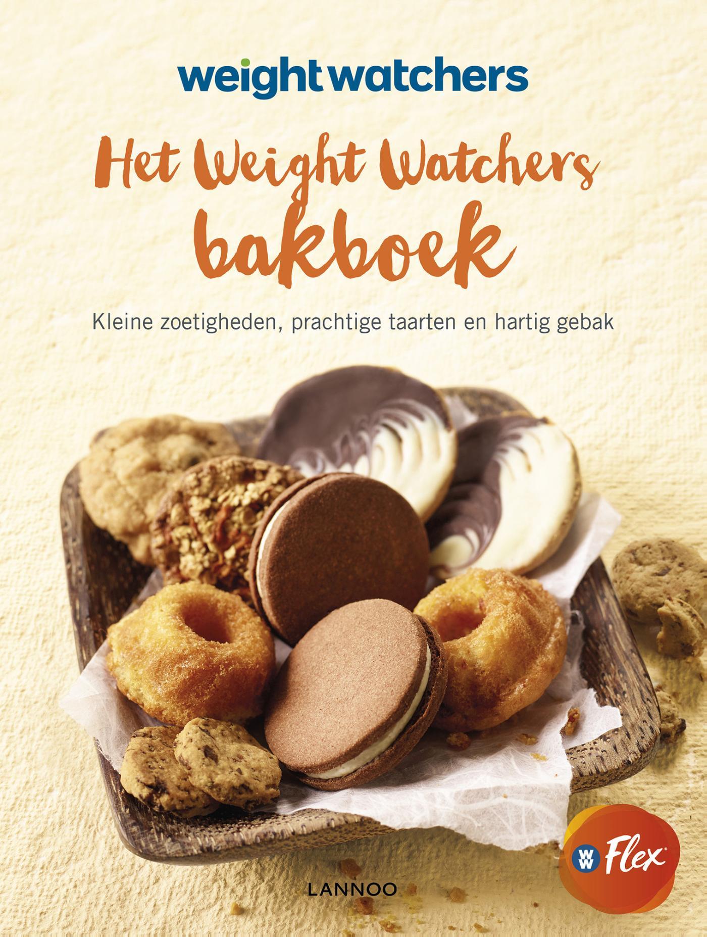 Cover Het Weight Watchers bakboek