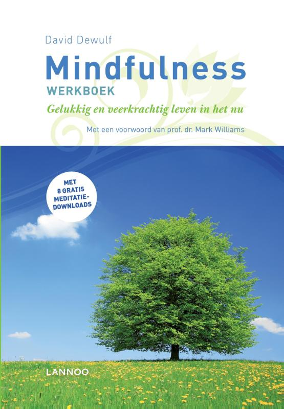 Cover Mindfulness werkboek