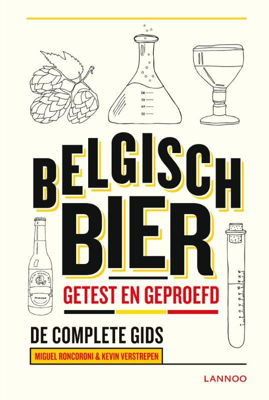 Cover Belgisch bier