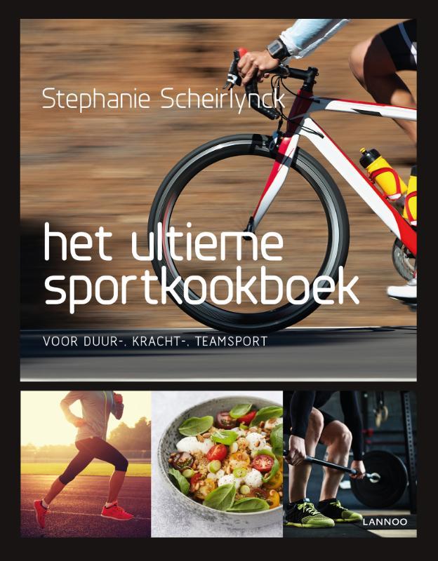 Cover Het ultieme sportkookboek voor duur-, kracht- en teamsport