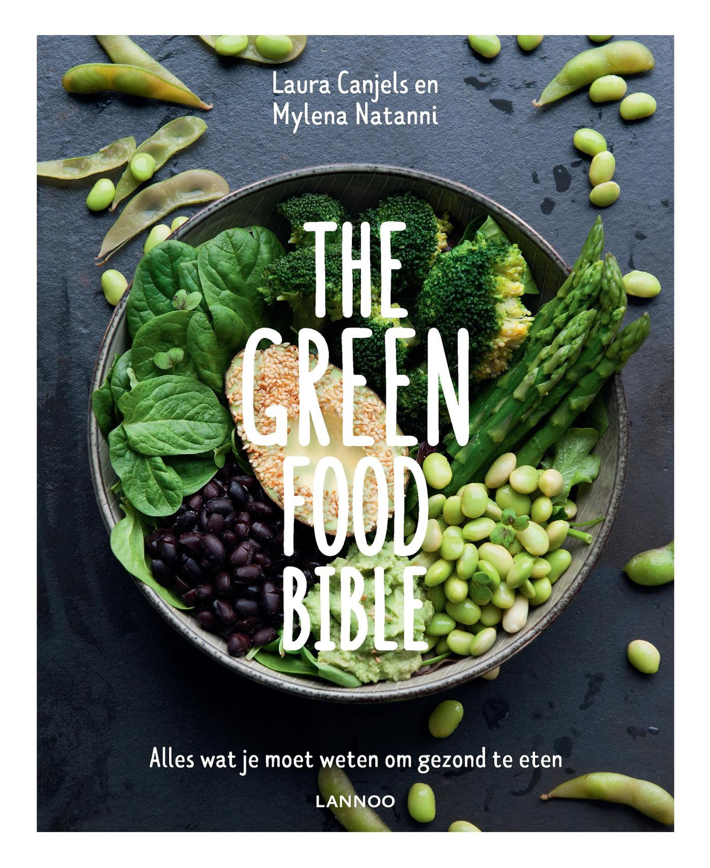 Cover The Green Food Bible
