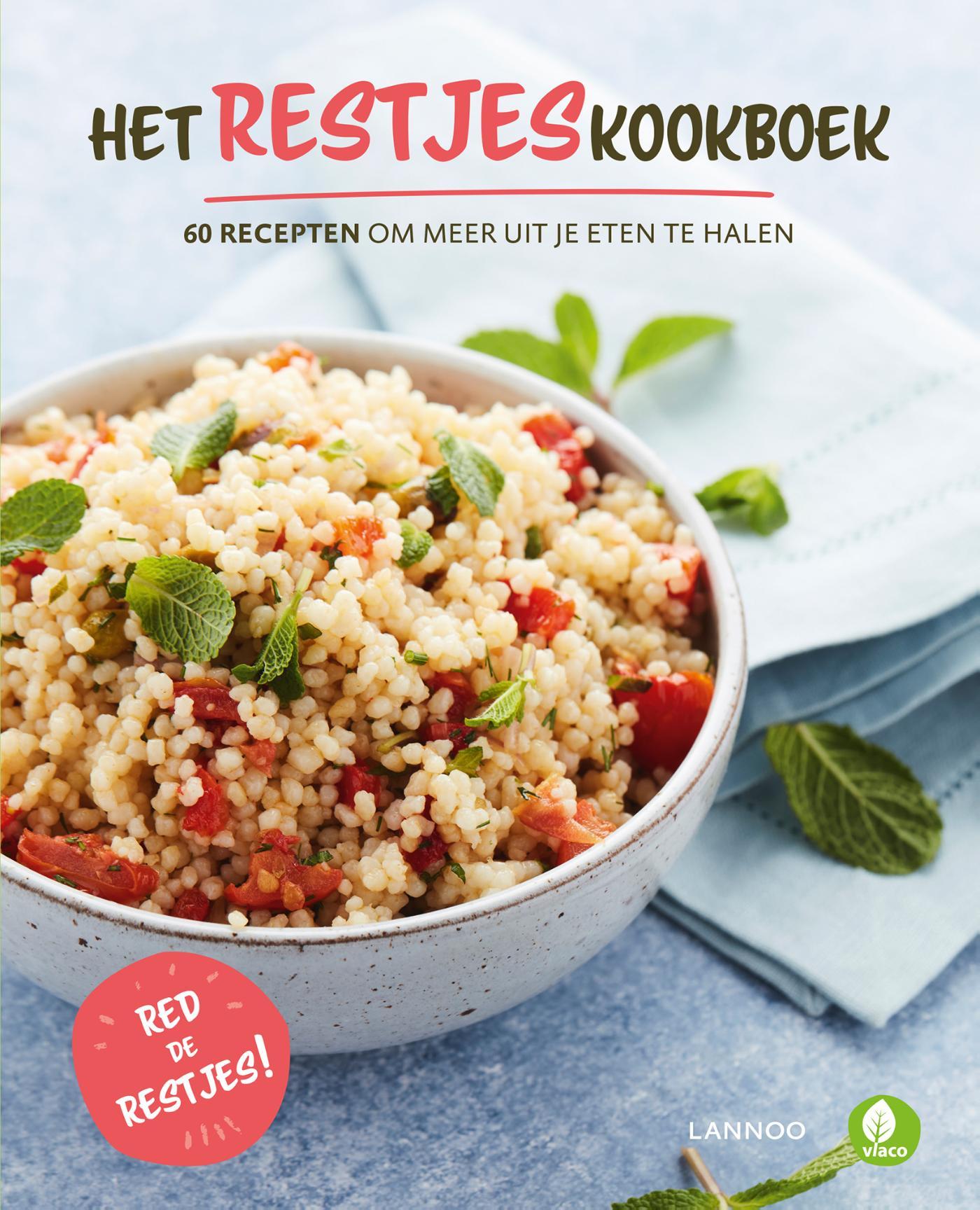 Cover Het restjeskookboek