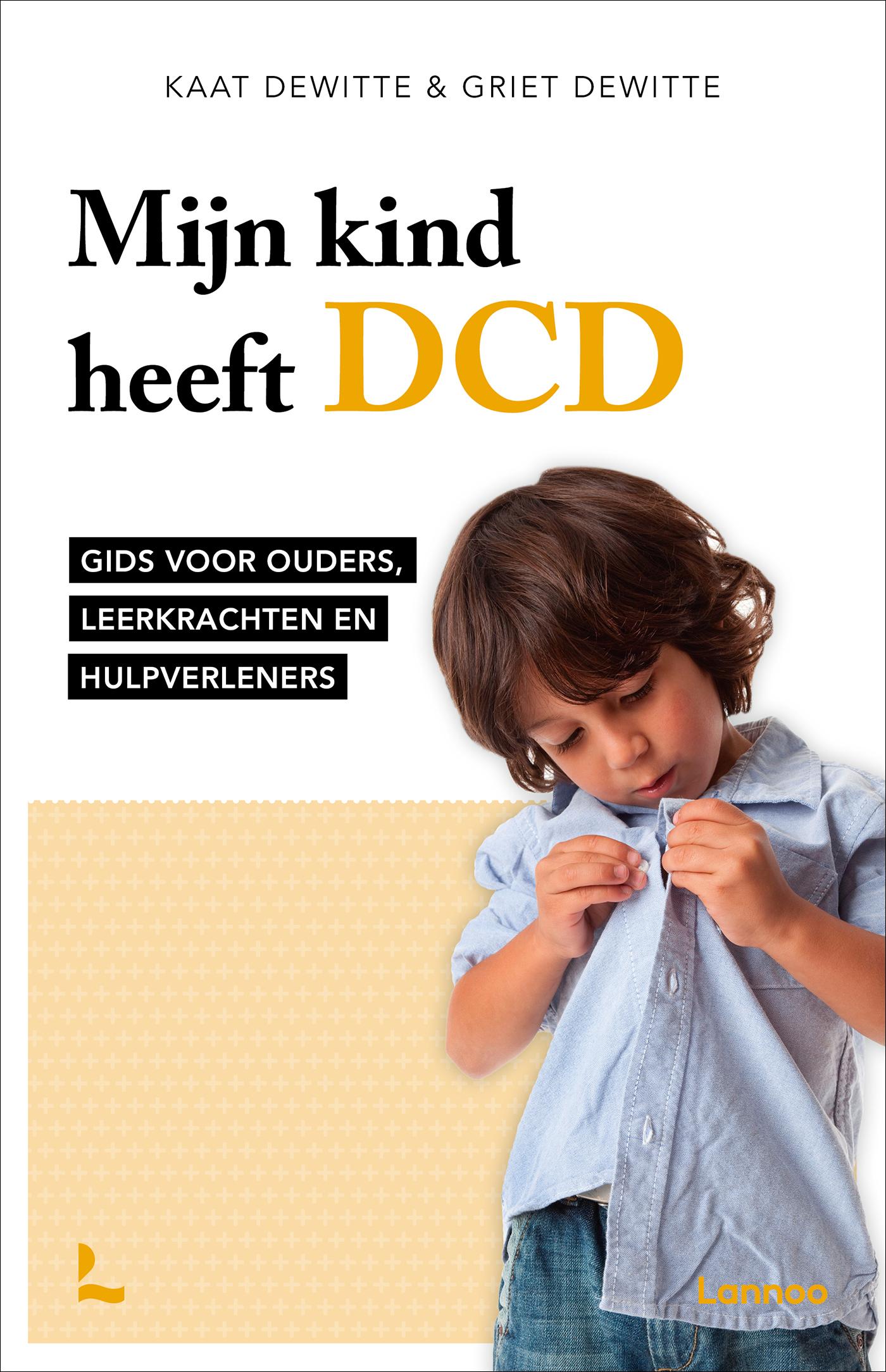 Cover Mijn kind heeft DCD