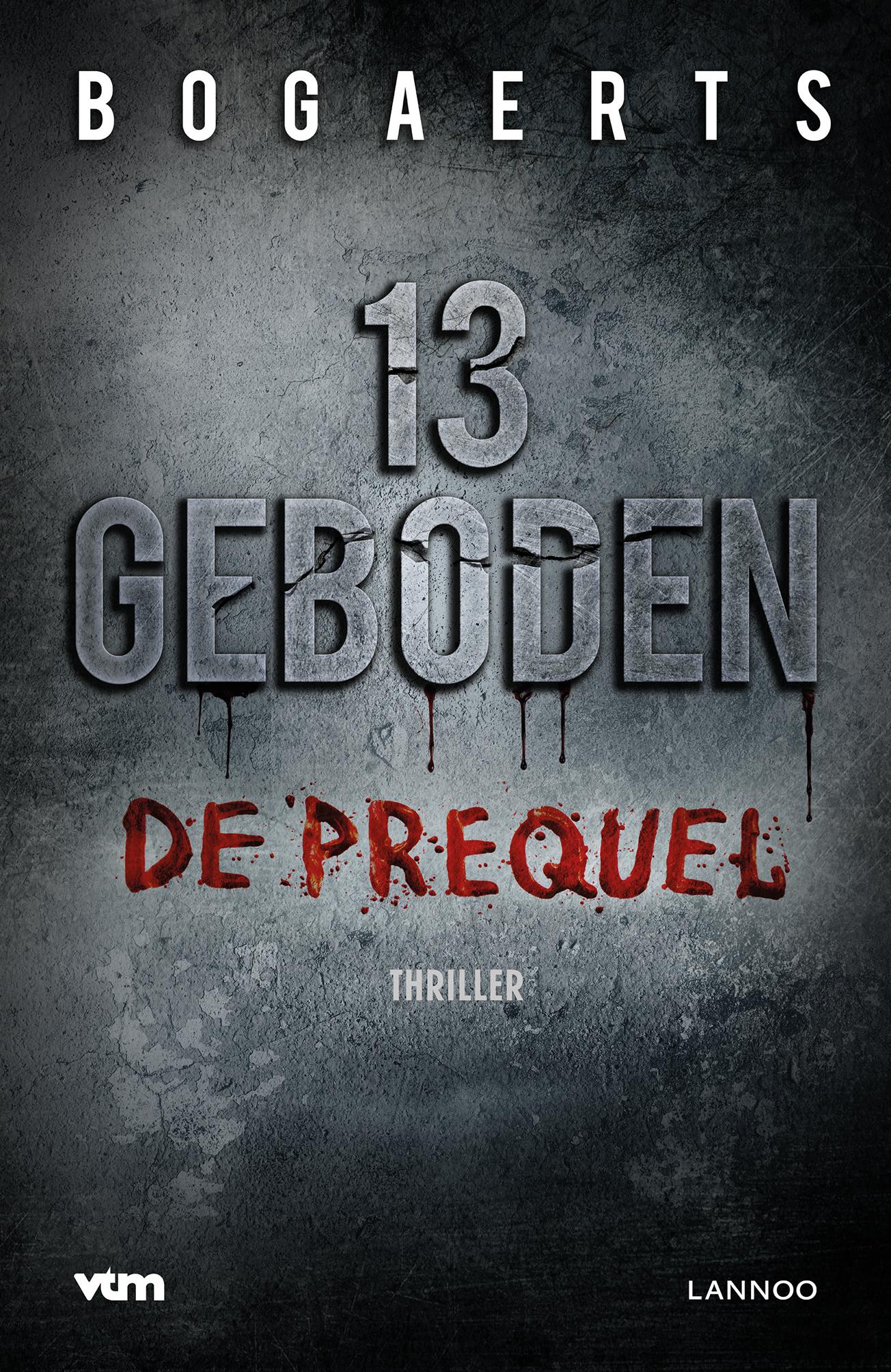 Cover 13 geboden