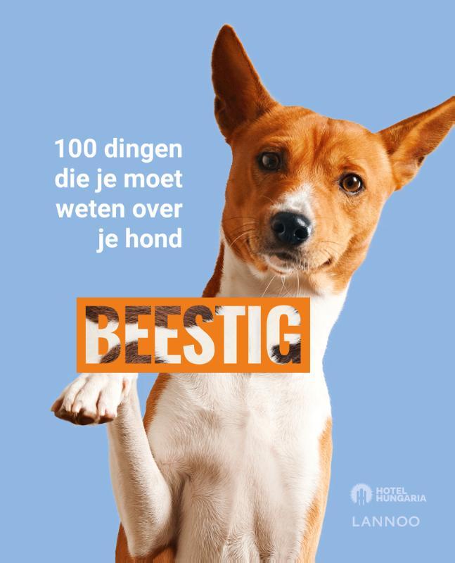Cover BEESTIG: honden