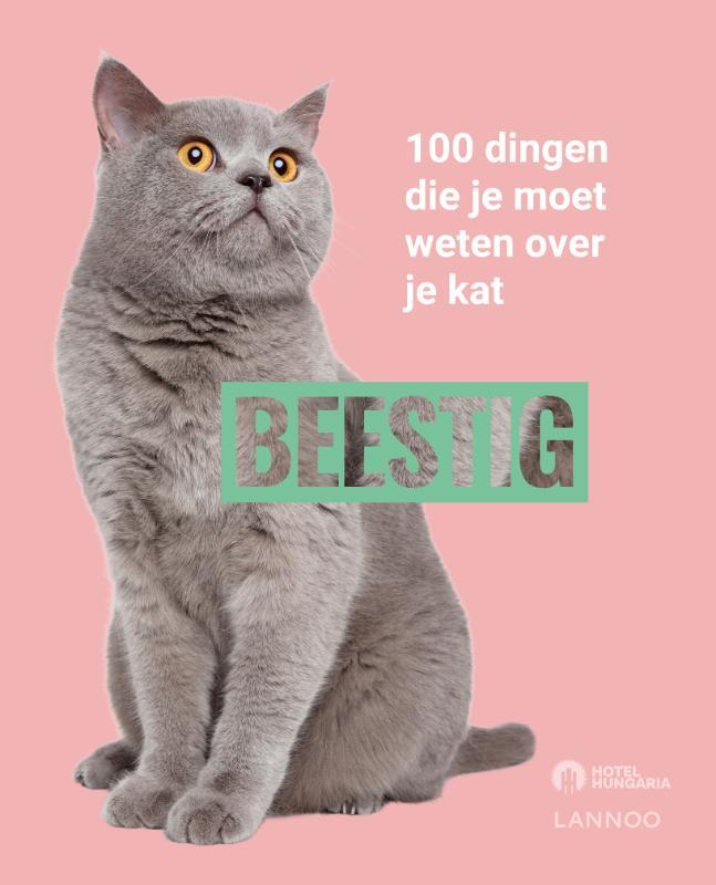Cover BEESTIG: katten