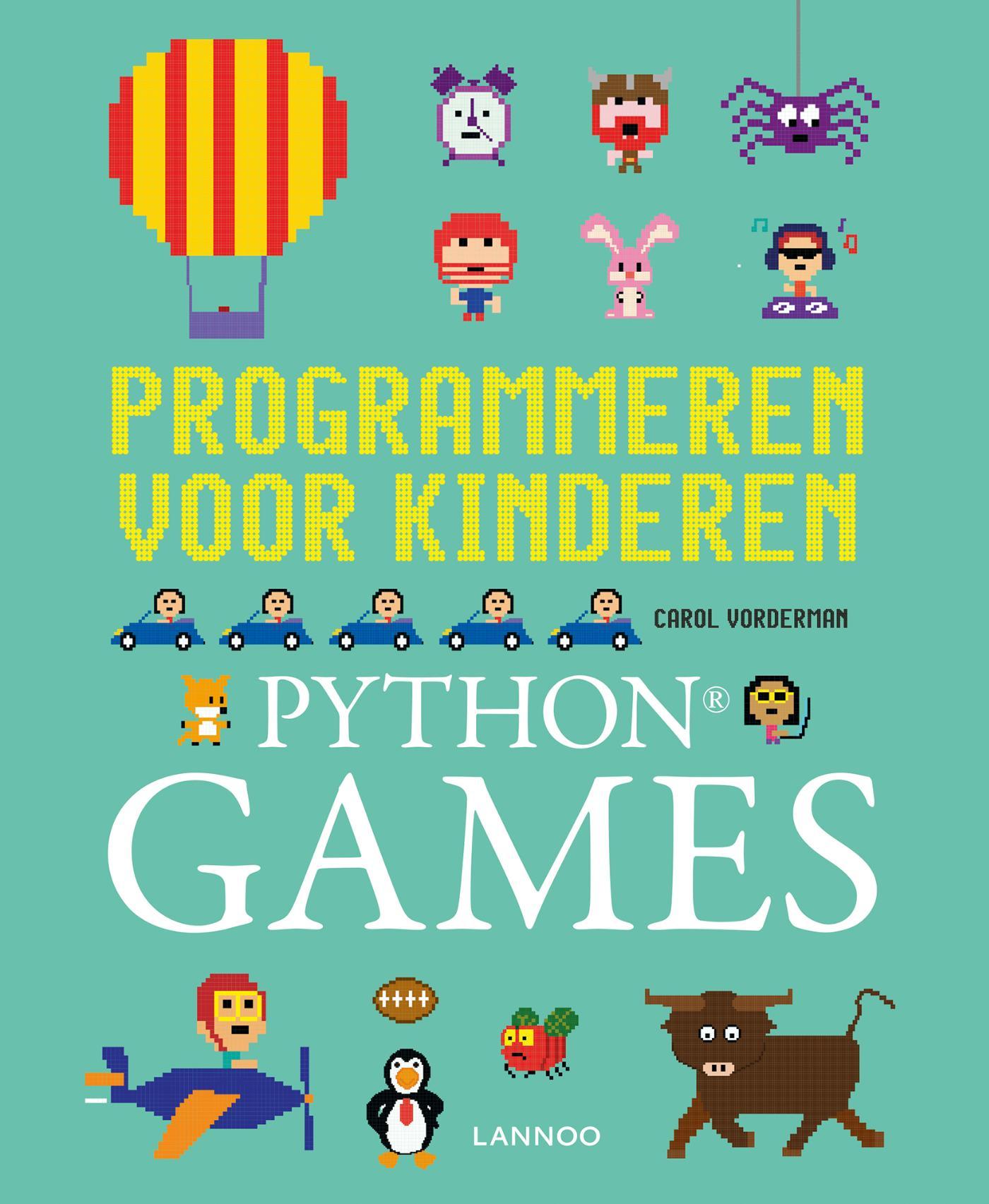 Cover Python Games
