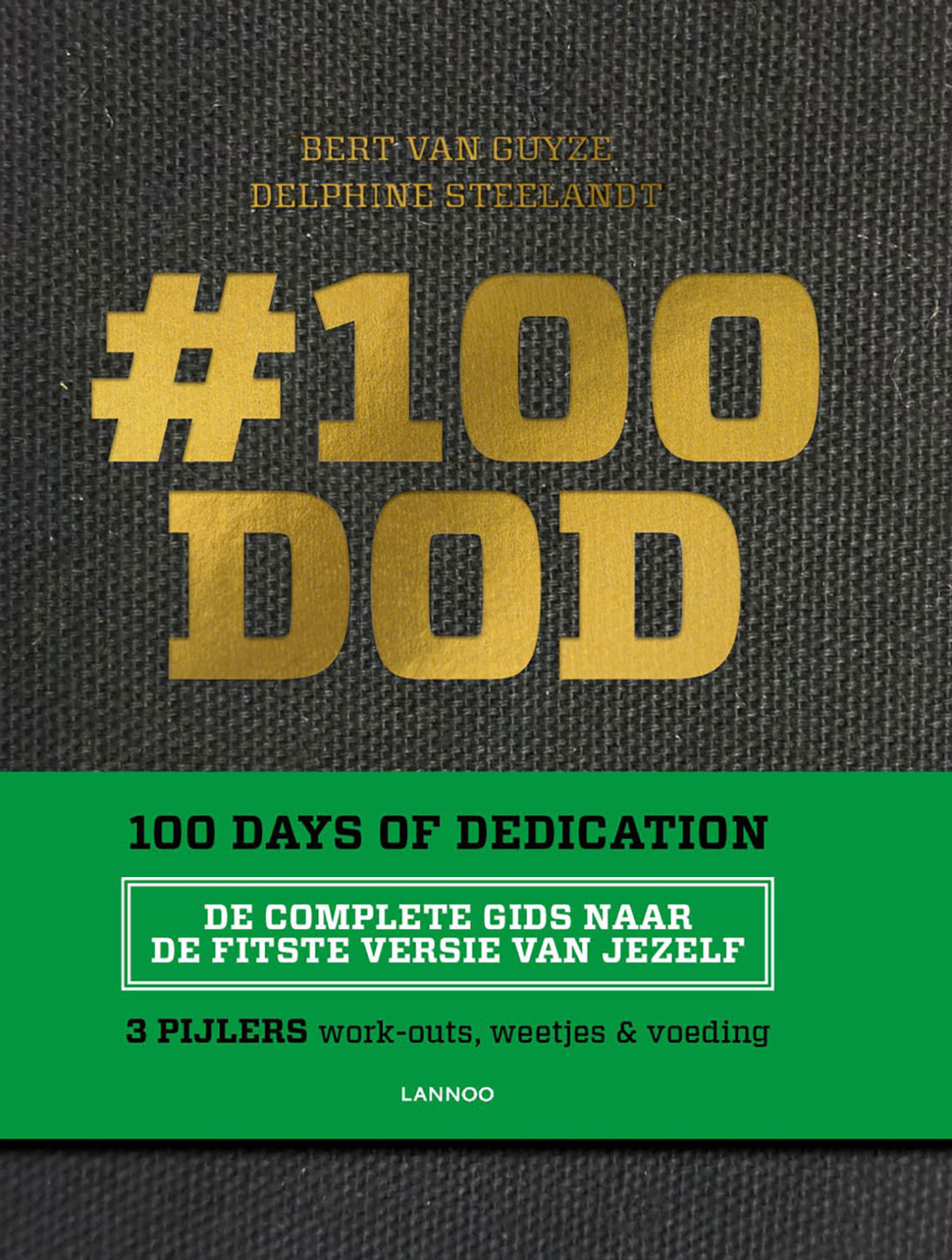 Cover #100 DOD - 100 Days of Dedication