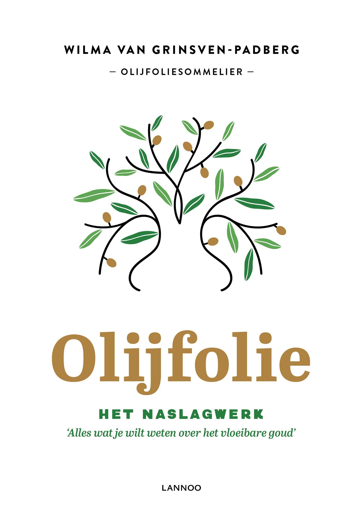 Cover Olijfolie