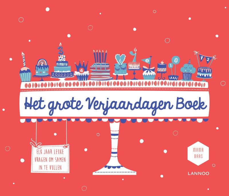 Cover Het grote verjaardagen boek
