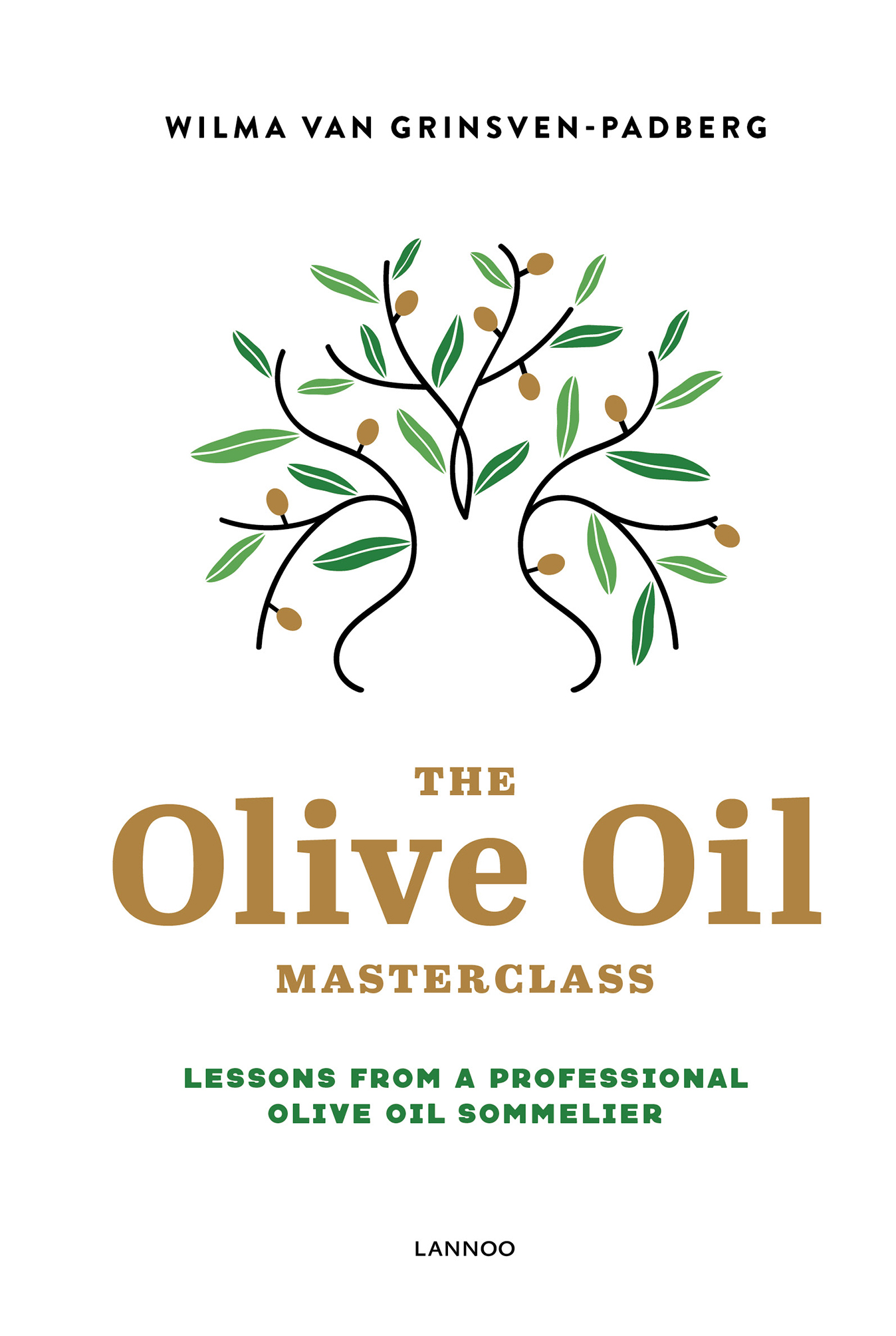 Cover The olive oil masterclass