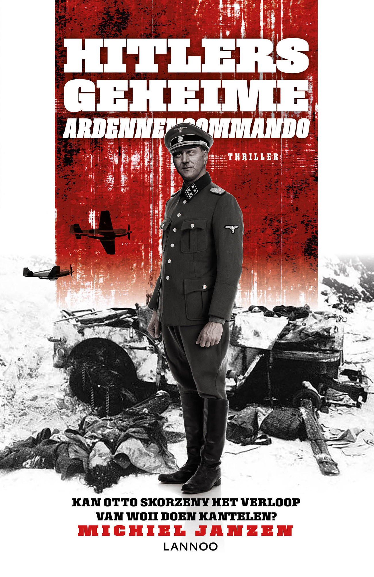Cover Hitlers geheime Ardennencommando