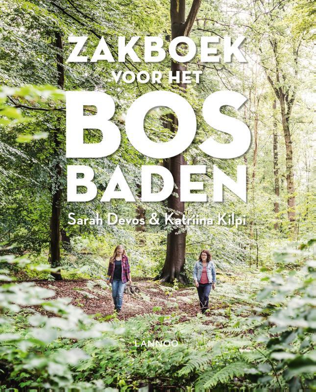 Cover Zakboek voor het bosbaden