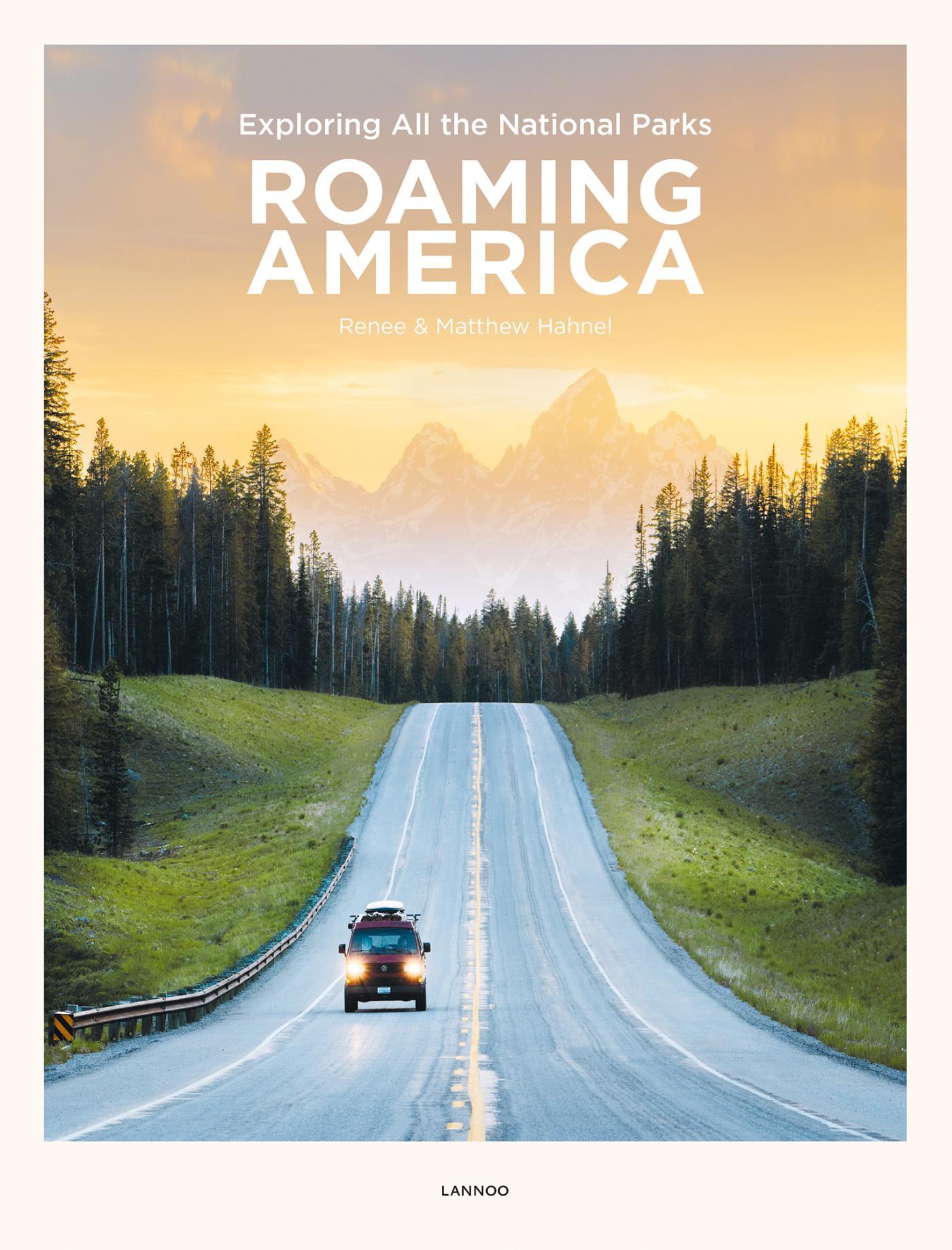 Cover Roaming America