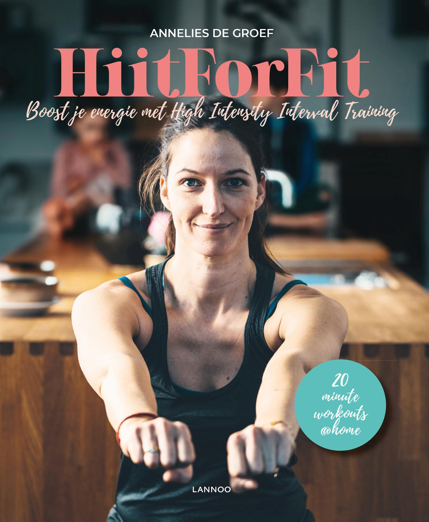 Cover Hiit for fit