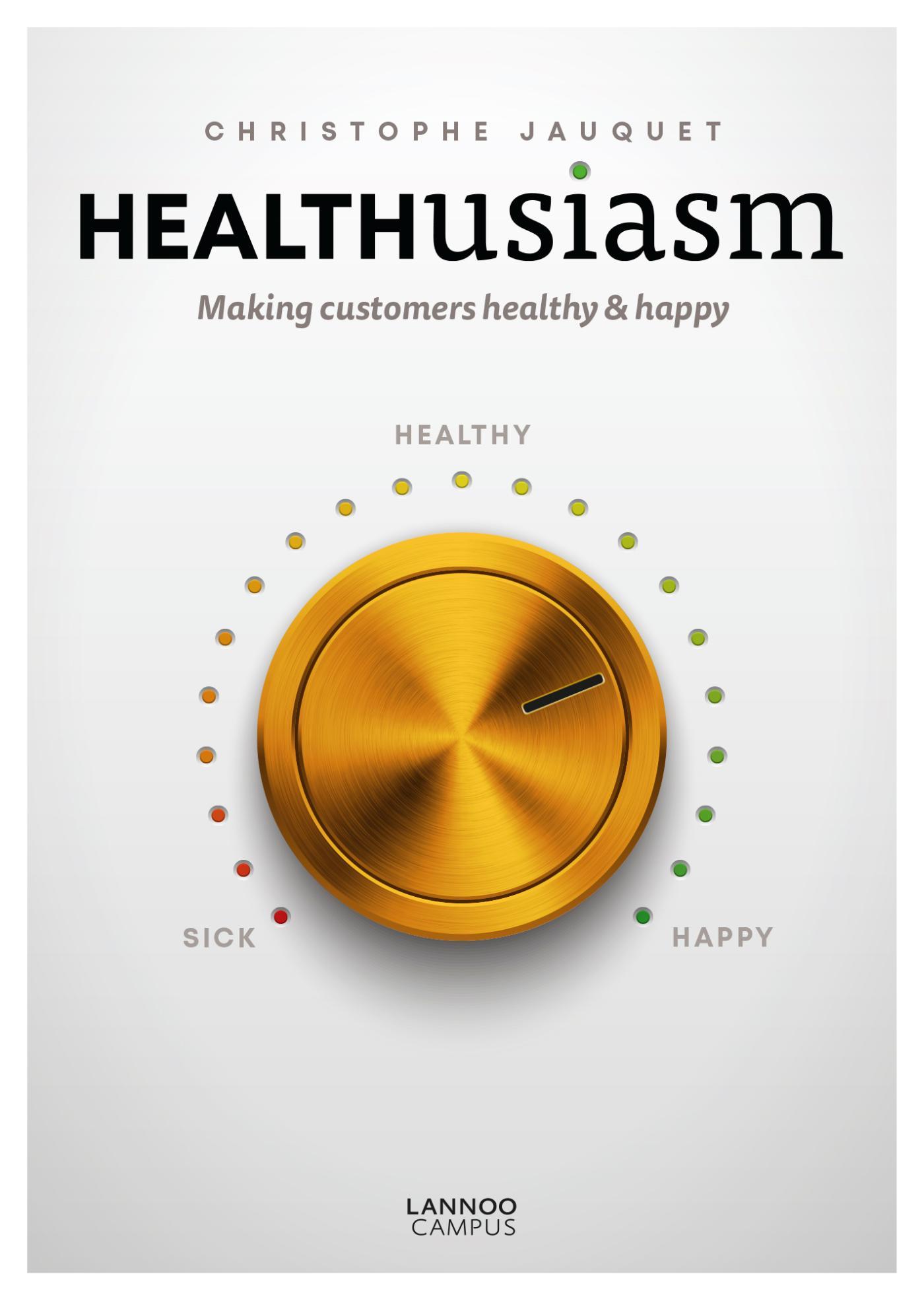 Cover Healthusiasm