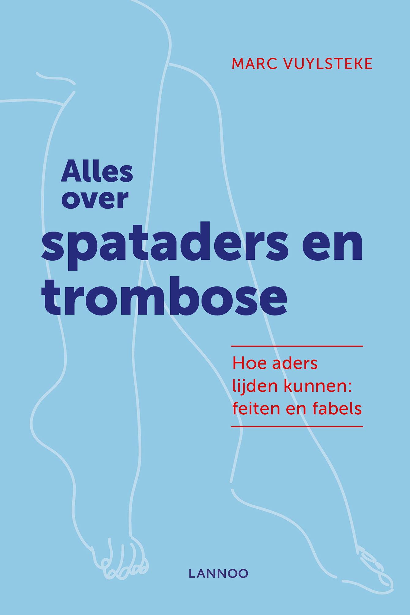 Cover Alles over spataders en tromboses