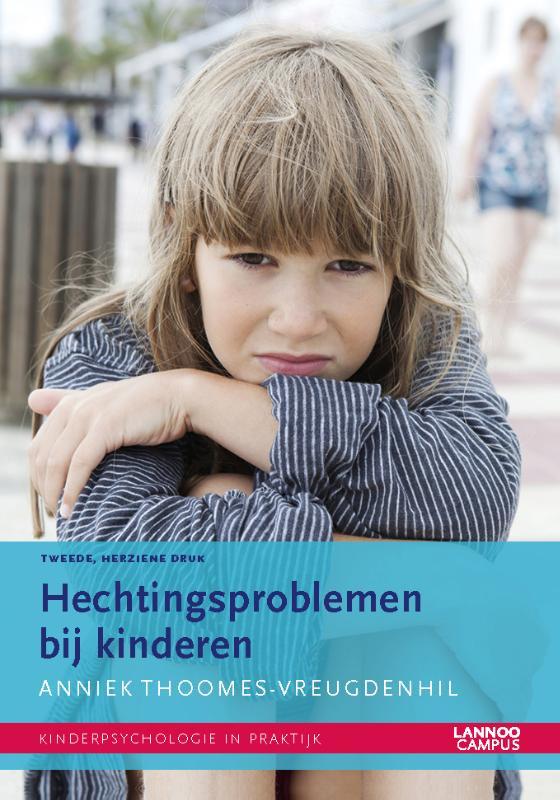 Cover Hechtingsproblemen bij kinderen