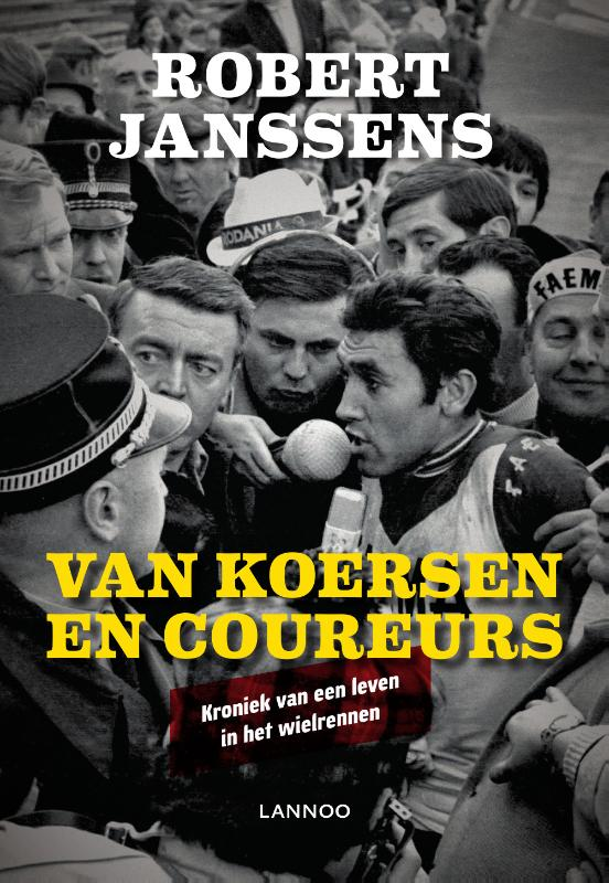 Cover Van koersen en coureurs