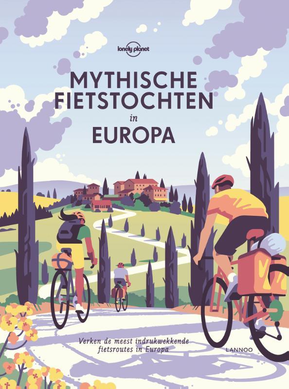 Cover Mythische fietstochten in Europa