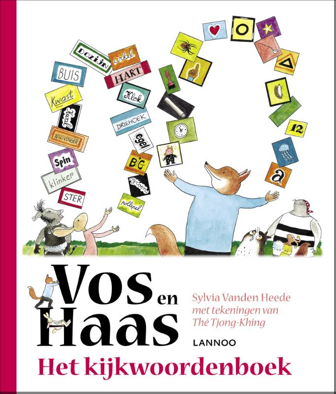 Cover Het kijkwoordenboek van Vos en Haas