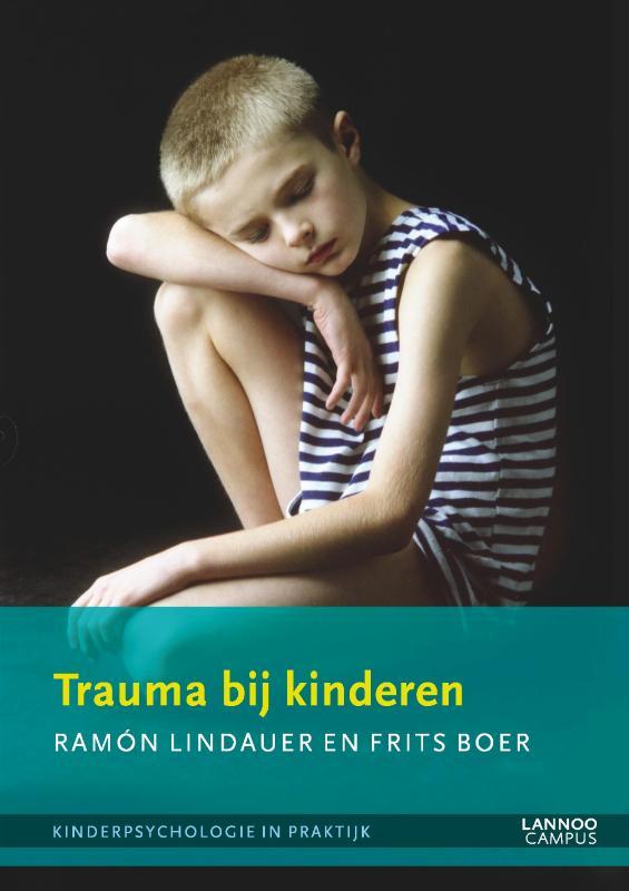 Cover Trauma bij kinderen