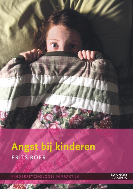 Cover Angst bij kinderen