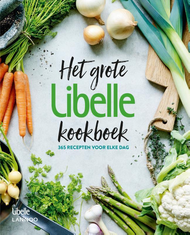 Cover Het grote Libelle Kookboek