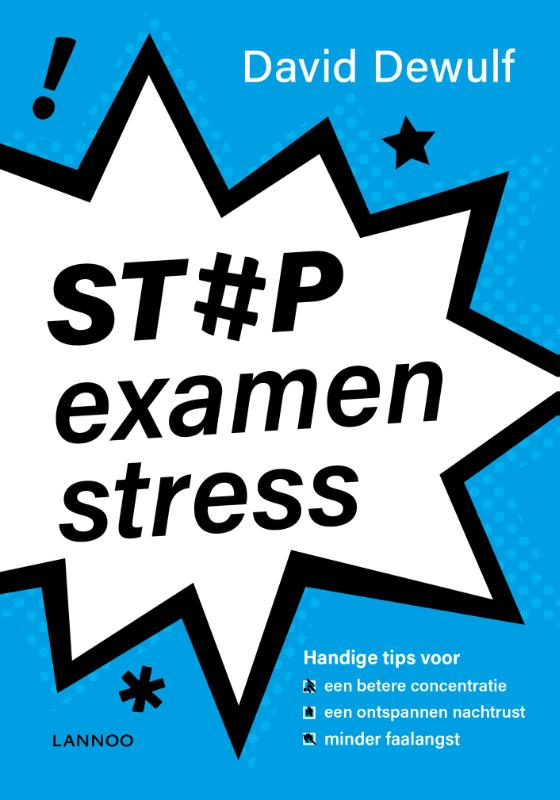Cover Stop examenstress