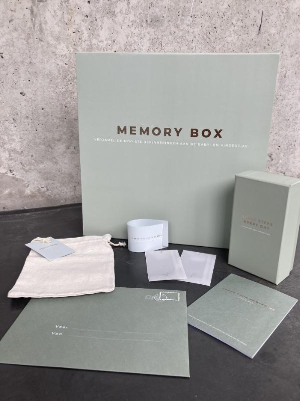 Cover Memory Box