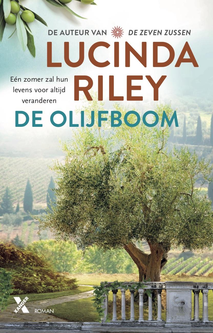 Cover De olijfboom