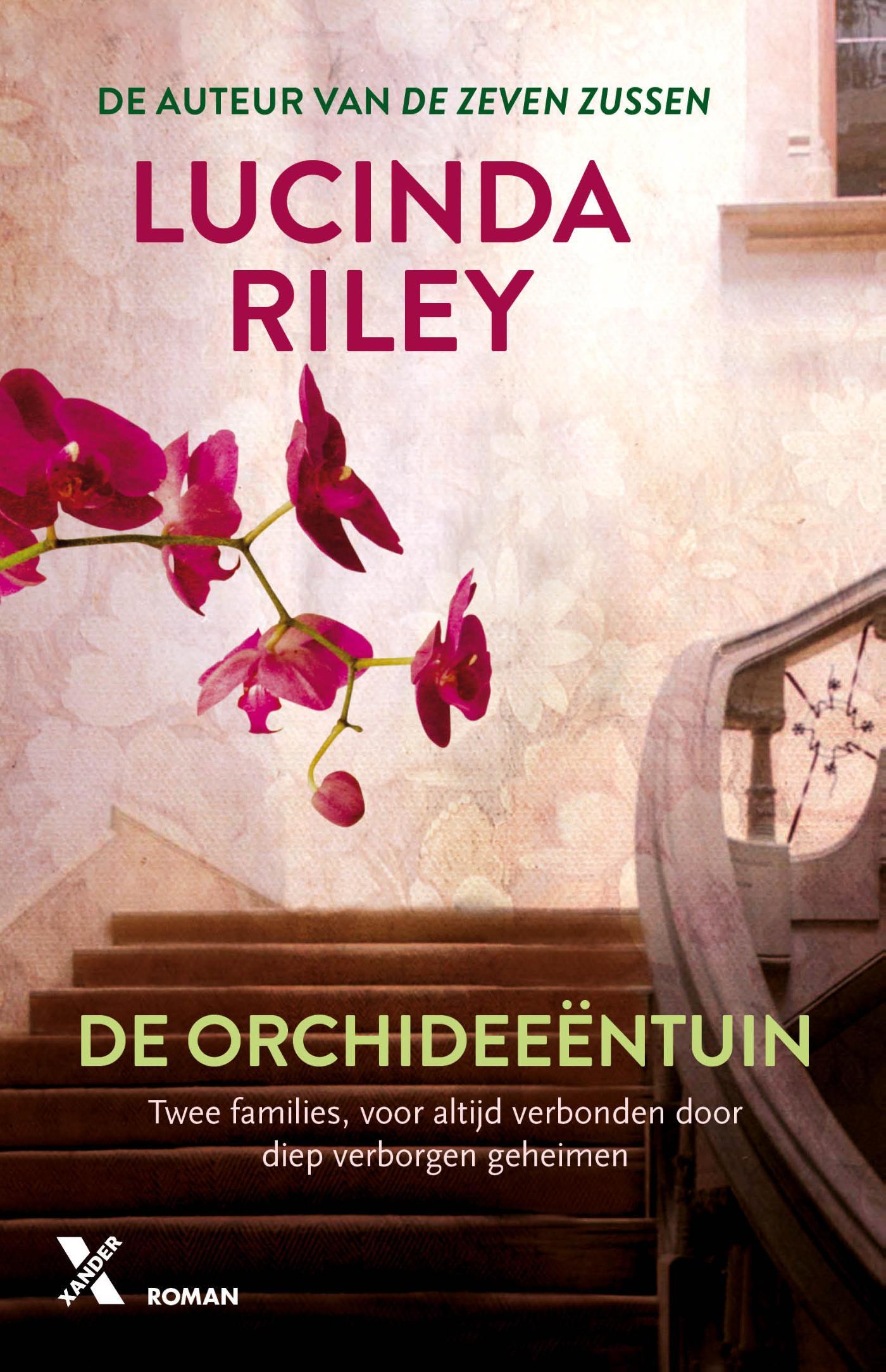 Cover De orchideeëntuin