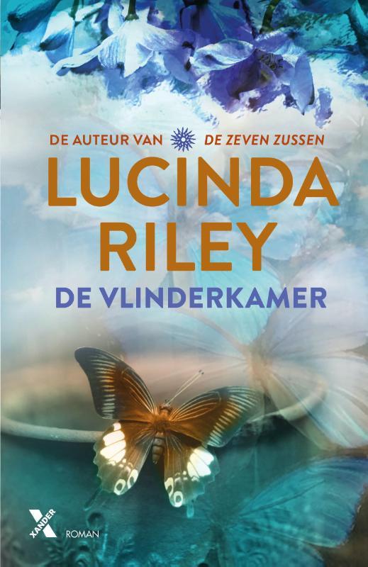 Cover De vlinderkamer