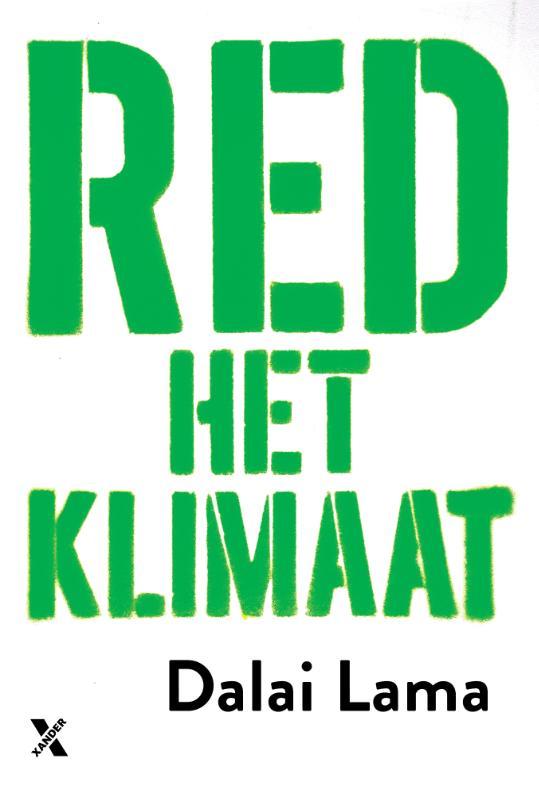 Cover Red het klimaat - pakket/display/6 ex
