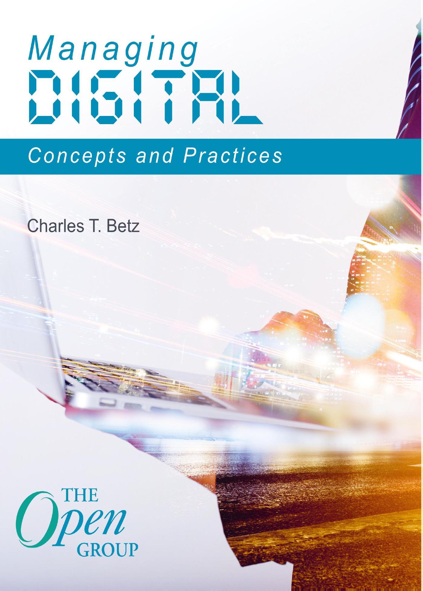 Cover Managing Digital